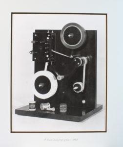 A 1946 First Tape Press