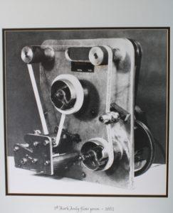 1951 First Flexo Press