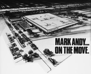 1980 Mark Andy Ad