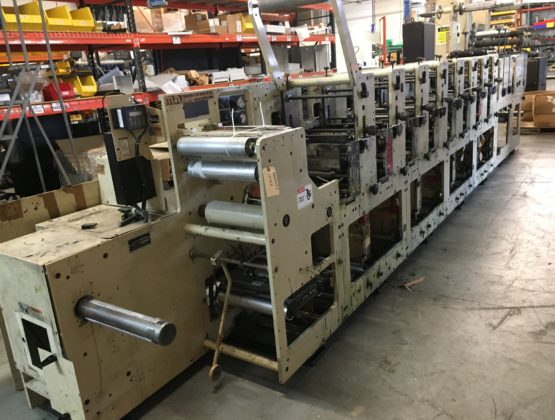 Used Flexo Press | Used Pressroom Equipment | Mark Andy Inc