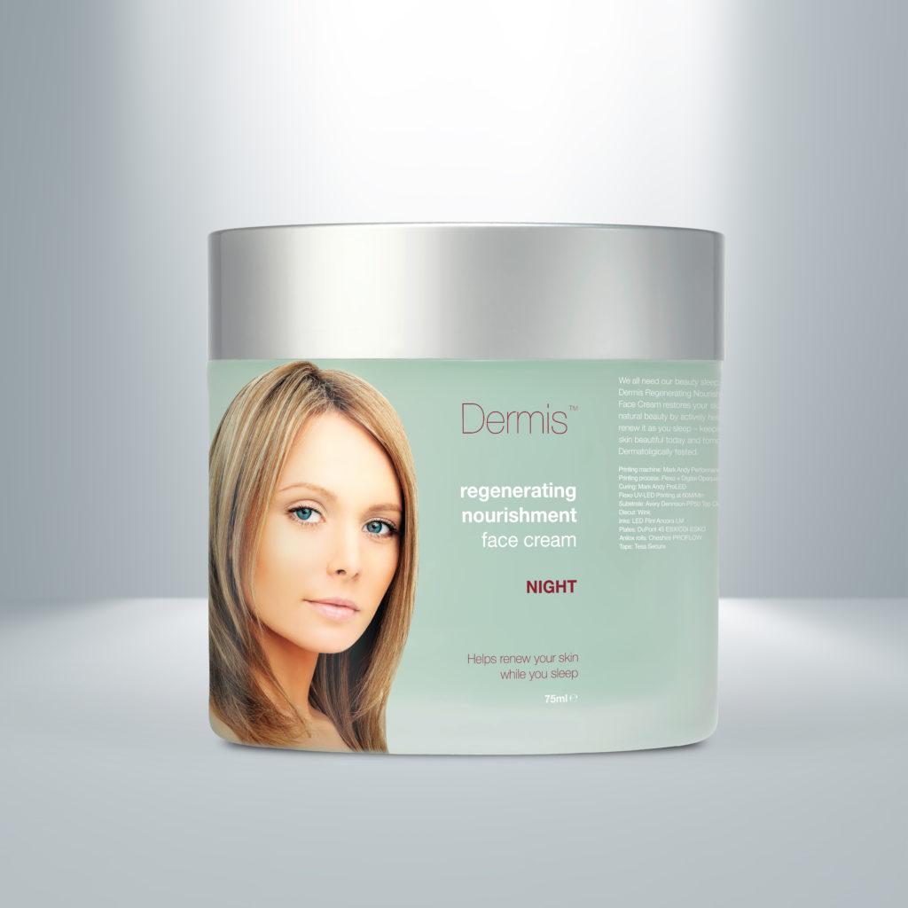 Transparent BOPP - Health & Beauty
