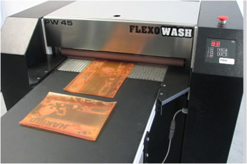 automatic plate cleaning