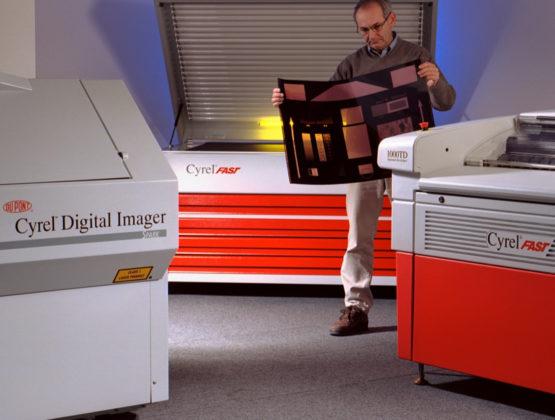 DuPont™ Cyrel® Platemaking Equipment
