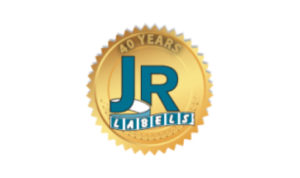 JR Labels logo