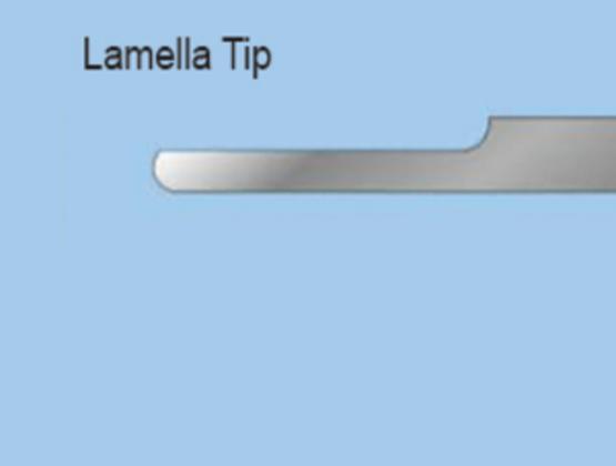 Lamella Tip Doctor Blade