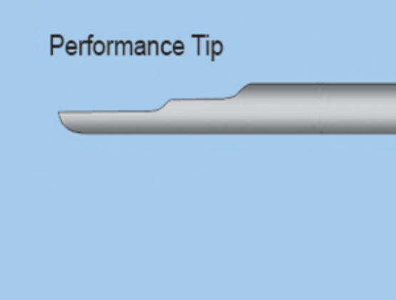 Performance Tip Doctor Blade
