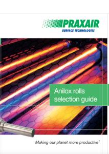 Praxair Anilox Roll Selection Guide