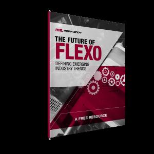 flexo print mark andy p9e performance series