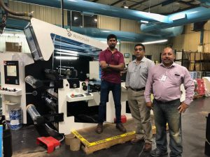 The Label House Film Finishing with new Rotoflex VLI-800